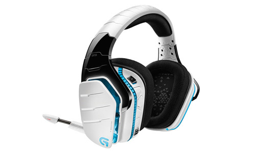 Casque gamer Logitech G933