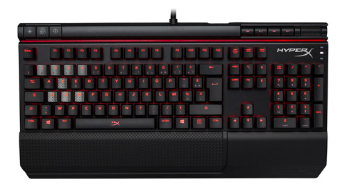 Clavier gamer mécanique Cherry MX Red